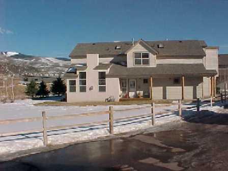Ben & Jen's new home in Lower Homestead (Edwards)