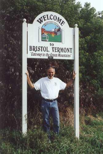 Mick in Bristol Vermont