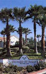 Escondido RV Resort, California